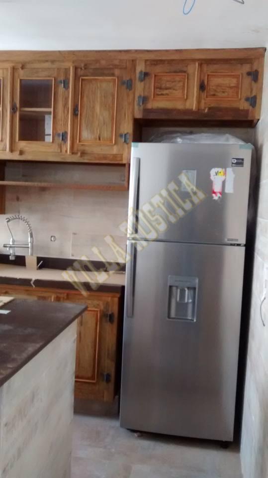 Cozinha Madeira de Demolição - Campo Limpo