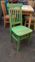 Cadeira Luiza Patina Verde