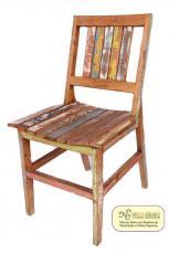 Cadeira Hick Madeira de Demolição