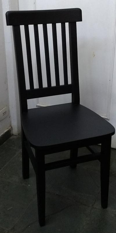Cadeira Luiza Preta